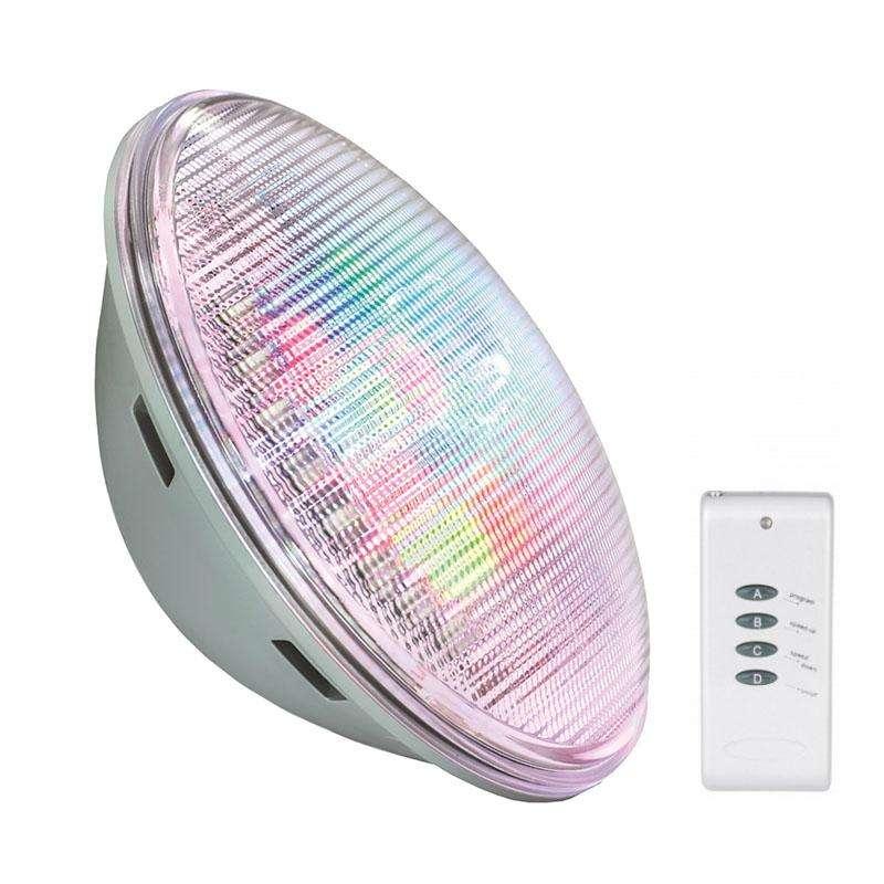 Ampoule LED PAR56 RGB, G53, 30W